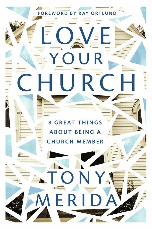 Love Your Church Book Cover